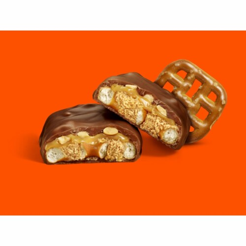 Reese's Take 5 Snack Size Candy Bars Perspective: left