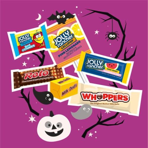 Hershey's Mega Mix Candy Assortment Perspective: left