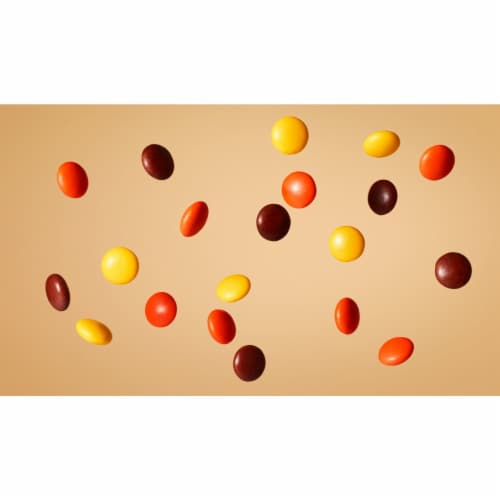 Reese's Pieces Pouch Perspective: left