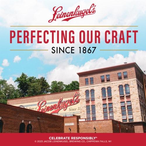Leinenkugels Summer Shandy Weiss Beer Perspective: left