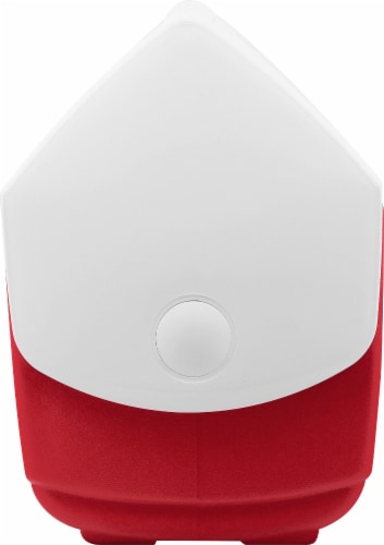 Igloo Playmate Pal Cooler 7 qt. Red - Case Of: 1; Perspective: left