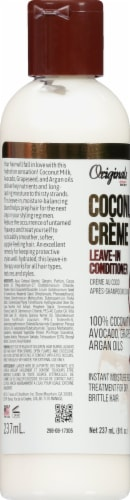 Africa's Best Coconut Creme Leave-In Conditioner Perspective: left