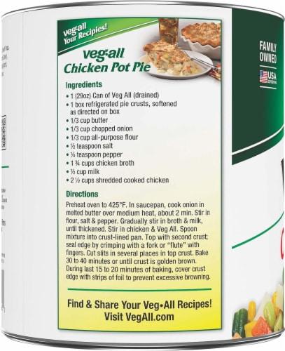 Veg-All Original Mixed Vegetables Perspective: left