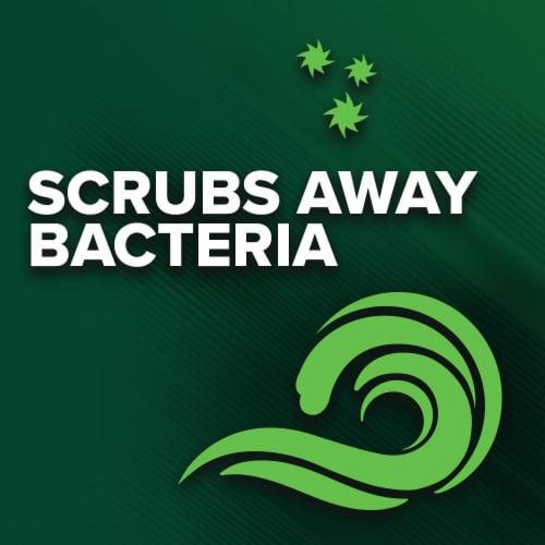 Irish Spring Deep Action Scrub Deodorant Bar Soap Perspective: left