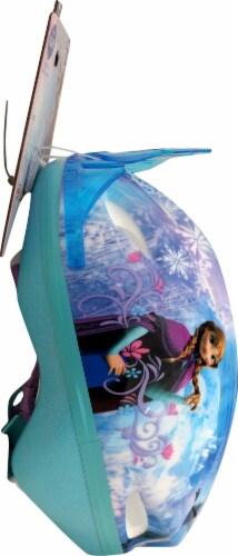 Bell Frozen™ Tiara Child Bike Helmet - Blue Perspective: left
