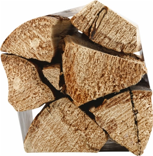 California Hot Wood Firewood Bundle Perspective: left