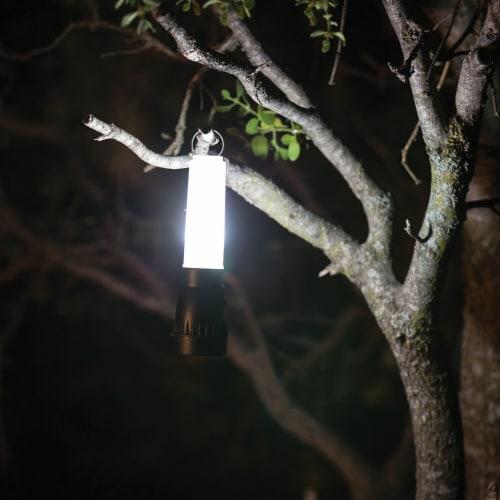 Life Gear® 2-In-1 LED Flashlight & Lantern Perspective: left