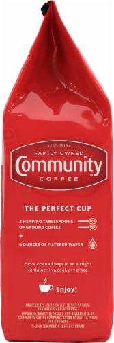 Community Coffee Café De Olla Ground Coffee Perspective: left