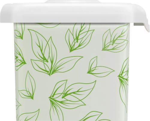 Huggies Natural Care Fragrance Free Sensitive Baby Wipes Refillable Pop-Up Tub Perspective: left
