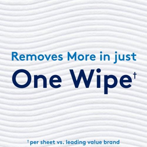 Cottonelle Ultra CleanCare Mega Roll Bath Tissue Perspective: left