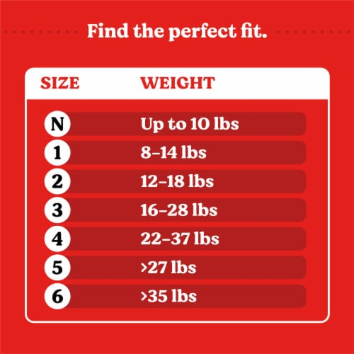 Huggies Snug & Dry Size 4 Diapers Perspective: left