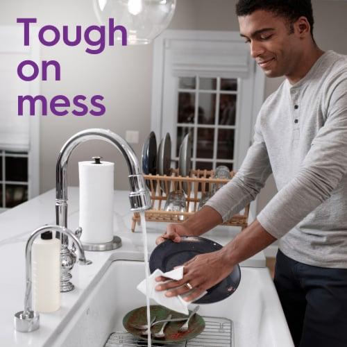 Viva Signature Cloth Choose-A-Sheet Paper Towels Perspective: left