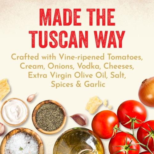 Bertolli Vodka Sauce Perspective: left