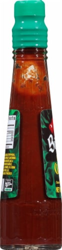 Búfalo Salsa Picante Clásica Mexican Hot Sauce Perspective: left