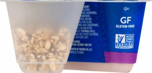 Silk Mixed Berry Chia Granola Almondmilk Yogurt Alternative Perspective: left