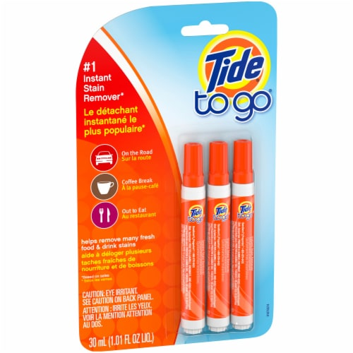 Tide To Go Instant Stain Remover Perspective: left