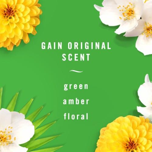 Febreze Gain Original Scent Plug Odor-Eliminating Air Freshener Refills Perspective: left