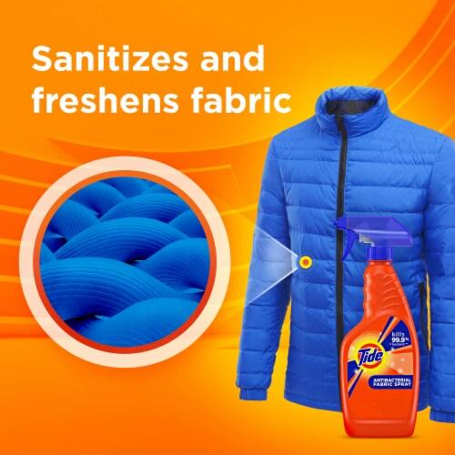 Tide® Antibacterial Fabric Spray Perspective: left