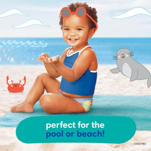 Pampers Splashers Medium Disposable Swim Pants Perspective: left