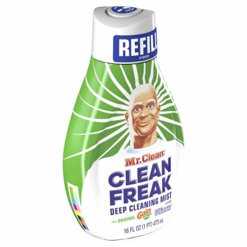 Mr. Clean Clean Freak Deep Cleaning Mist Perspective: left