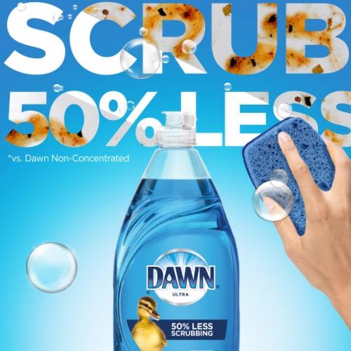 Dawn® Ultra Original Scent Dish Soap Perspective: left