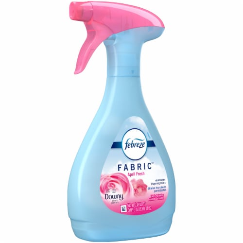 Febreze Downy April Fresh Scent Fabric Refresher Spray Perspective: left