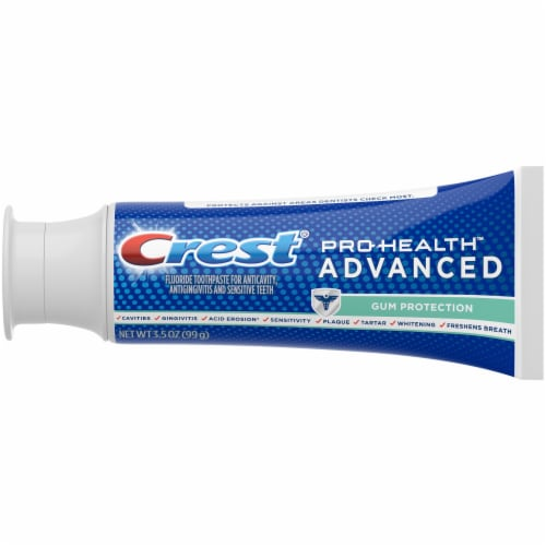Crest Pro-Health Toothpaste Advanced Gum Protection Perspective: left