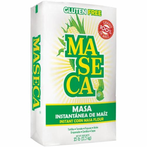 Maseca Masa Instant Corn Masa Flour Perspective: left