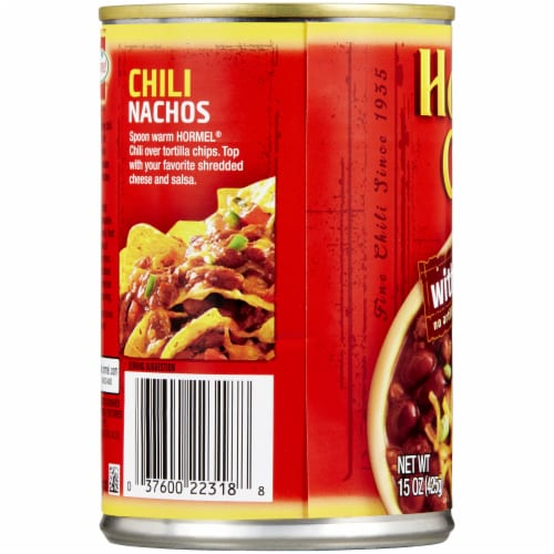 Hormel® Chili with Beans Perspective: left