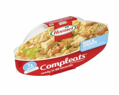 Hormel Compleats Comfort Classics Rice & Chicken Perspective: left
