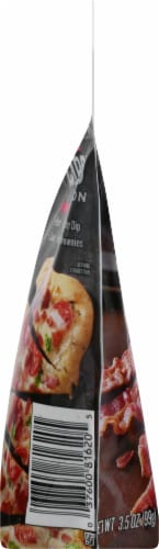 Hormel Black Label Real Chopped Bacon Perspective: left