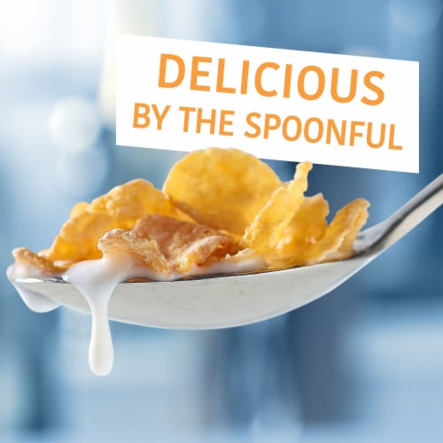 Frosted Flakes Cereal Perspective: left