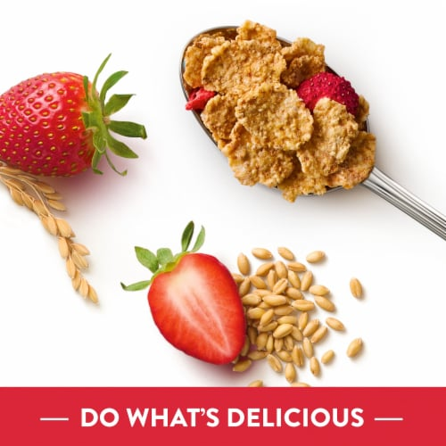 Kellogg's Special K Breakfast Cereal Red Berries Perspective: left