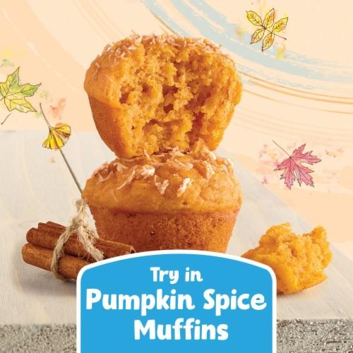 Kellogg's Pumpkin Spice Mini-Wheats Cereal Perspective: left