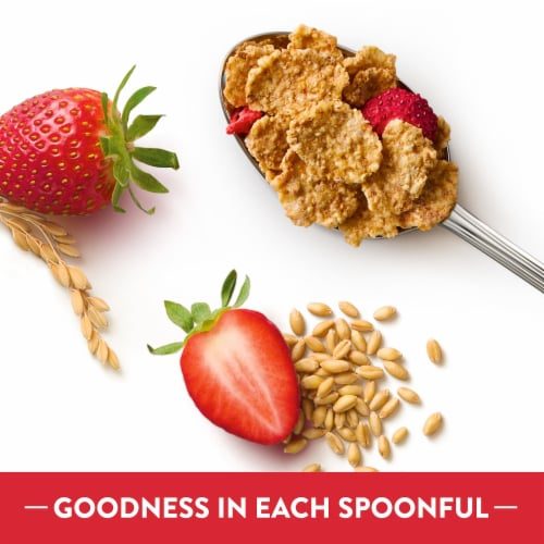 Special K Red Berries Cereal Perspective: left