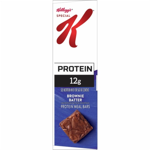 Kellogg's Special K Protein Meal Bars Double Chocolate Perspective: left