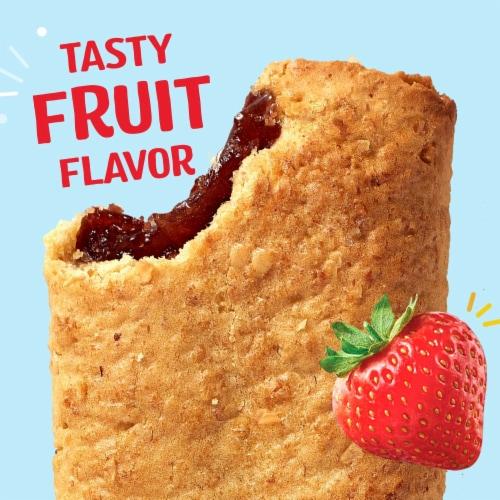 Kellogg's Nutri-Grain Soft Baked Breakfast Bars Strawberry Value Pack Perspective: left