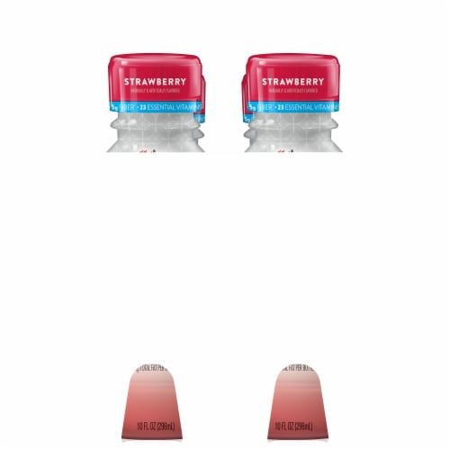 Kellogg's Special K Protein Shakes Strawberry Perspective: left
