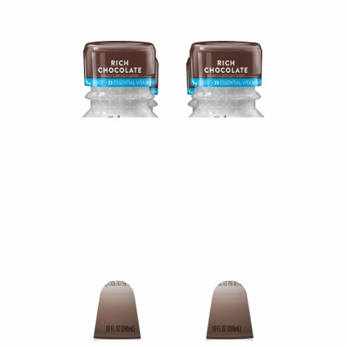 Kellogg's Special K Rich Chocolate Protein Shakes Perspective: left