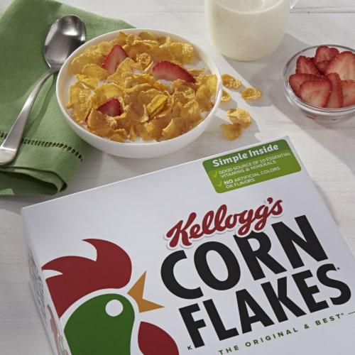 Kellogg's Corn Flakes 2 Count Perspective: left