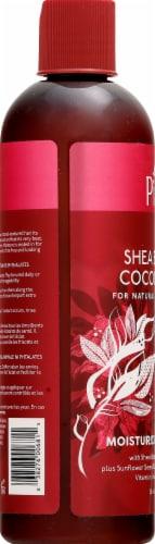 Luster's Pink Shea Butter Coconut Oil Moisturizing Hair Milk Perspective: left