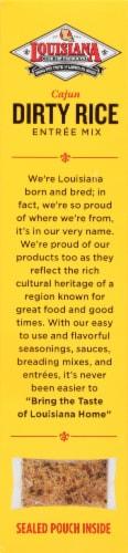 Louisiana Cajun Dirty Rice Entree Mix Perspective: left