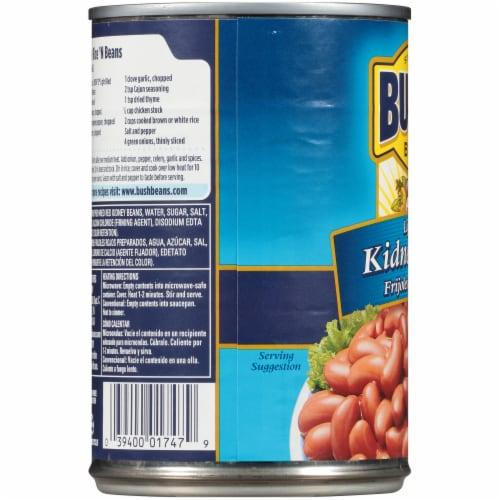 Bush's Best Light Red Kidney Beans Perspective: left