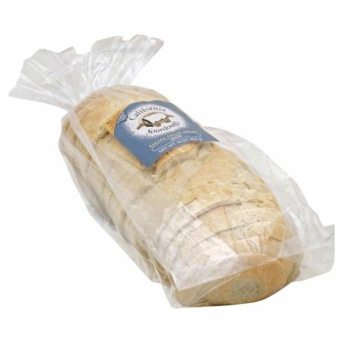 California Goldminer Sourdough Jaco Bread Perspective: left