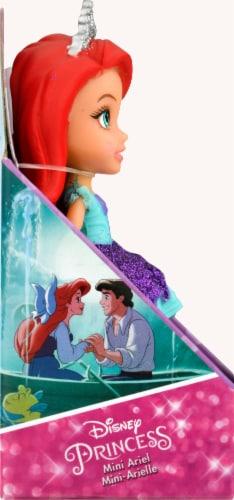 Jakks Pacific Disney Princess Mini Ariel Doll Perspective: left