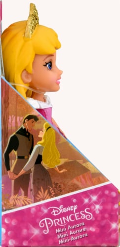 Jakks Pacific Disney Princess Mini Aurora Doll Perspective: left