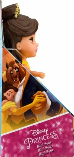 Jakks Pacific Disney Princess Mini Belle Doll Perspective: left