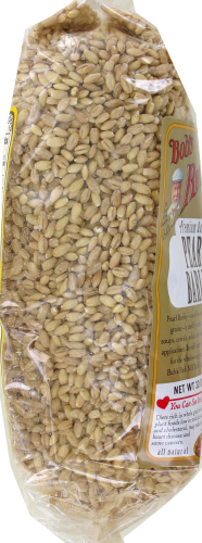 Bob's Red Mill Pearl Barley Perspective: left