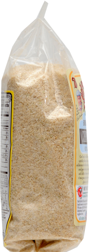 Bob's Red Mill Gluten Free Organic Brown Rice Farina Hot Cereal Perspective: left