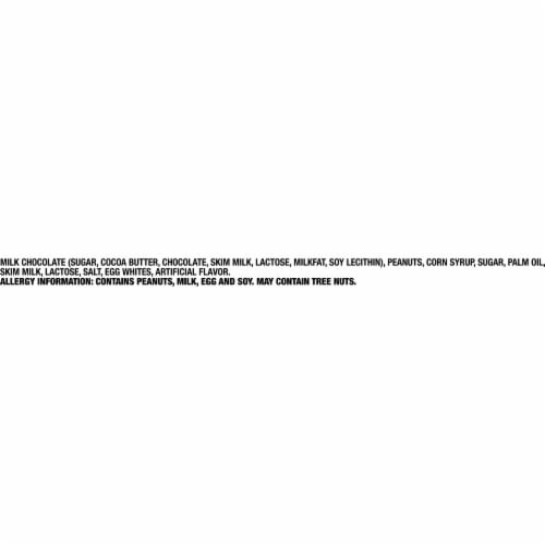SNICKERS Chocolate Candy Bars Fun Size Bag Perspective: left